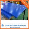 오프셋 인쇄를 위한 파란 매트 PVC 장