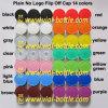 다중 Color Cap Top Plain Aluminum Seal 떨어져 손가락으로 튀김 (HVFT027)