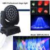 最も新しい36PCS*10W 4in1 RGBW LED Moving Head