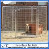 頑丈な電流を通された溶接されたワイヤー犬の犬小屋のパネル