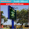 Doble-Side Highway Signage Bandera Columna Billboard