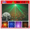 LCD DMX van de afstandsbediening Magische LEIDEN van de Kristallen bol Licht