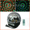 RGB LED Water Effect Club Light con SD Card