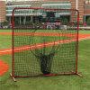 中国の卸し売りポリエステル大きい口の野球のトレーニングのネット