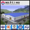Armazém claro da construção de aço do projeto estrutural (SSW-593)