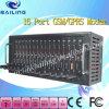 Бассеин модема USB 16 GSM/GPRS Port