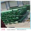 Tubo acanalado del conducto del tubo de FRP GRP del calor de la protección eléctrica del cable