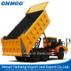 Tipper Truck Chinese Mining Dump Trucks Used for Mine Work