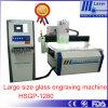 Laser Engraving Machine/laser Marking Machine de Glass Crystal del gran escala de Want del agente para Glass Crystal Acrylic Materials