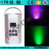 Drahtlose Batterie gef5uhrtes Fußboden-Wand-Unterlegscheibe-Stadiums-Licht