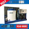 Icesta15000kgs PLC de Machine van het Ijs van de Vlok van de Compressor van Bitzer van het Controlemechanisme