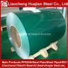 Pre pintado de la bobina de acero galvanizado para materiales de construcción