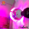 Decorationのための10With12With15W Pink LED PAR38 Light