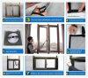 Mosquito Anti- Net 150cm*180cm DIY Window Screen