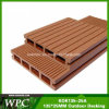 Impermeável, Eco-friendly WPC Floor / Decking Board / Engineered Wood Flooring Materiais de construção