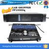 Correcte Norm van de Versterker van de Macht van 1000 Watts van Fp10000q 4CH de Draagbare Stereo