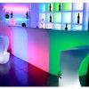 Iluminado Barra LEDs/LEIDENE van de LEIDENE Gloed van de Staaf het TegenMeubilair van de Staaf