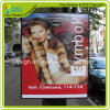 5.1m Seamless Coated Backlit Flex Banner