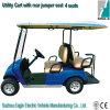 Rear Jumper Seatの電気Golf People Mover、