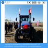 Maquinaria agrícola del mecanismo impulsor de cuatro ruedas del alimentador de la rueda de la granja de China