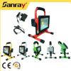 20W Portable Rechargeable LED Flood Light