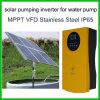 Solare fuori dall'invertitore 5.5kw, 7.5kw 380V a tre fasi della pompa di griglia