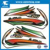 Het Overdrukplaatje van de Sticker van het Lichaam van de Motorfiets van de auto