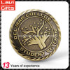 Fabrik-kundenspezifische Metallandenken-Herausforderungs-Münze mit speziellem Rand