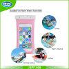 La qualité Ipx8 imperméabilisent la poche de téléphone, sac imperméable à l'eau de téléphone portable de PVC pour le cadeau promotionnel