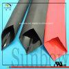 Alineado-adhesivo blando de pared delgada de poliolefina Tubo termocontraíble (2: 1)