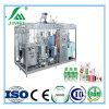 Yogurt automático completo comercial que faz a linha de produção maquinaria da máquina