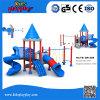 Скольжение превосходной пластичной спортивной площадки детей дошкольного возраста напольное