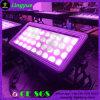 DMX exterior 36x10W RGBW 4en1 LED bañador de pared