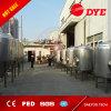 el tanque de la fermentación de la cerveza del acero inoxidable 7bbl con el enfriamiento, calentando