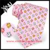 Men Custom Logo Jacquard tissé ou cravate en polyester imprimé pour école