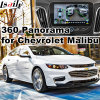 Hintere Ansicht-u. des Panorama-360 Schnittstelle für Chevrolet Malibu Silverado Kolorado Vorstadtusw. mit Lvds RGB Signaleingang-Form-Bildschirm