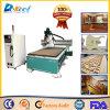 Kleine China-ATC CNC-Fräser-hölzerner Stich-Ausschnitt-Möbel-/Schranktür