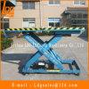 China 500kg fijó hidráulico eléctrico Scissor la elevación (SJG0.5-2)