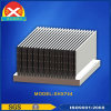 Dissipatore di calore legato di alluminio dell'aletta per il regolatore del generatore