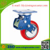 Mittlere Hochleistungsschlag-Absorption PU-Fußrolle