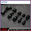 Aangepaste CNC die Deel van het Koolstofstaal van de Precisie Het Draaiende Machinaal bewerkte (ww-MP1118) machinaal bewerkt