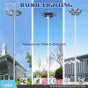 1000W lámpara de acero de 30m de poste alta iluminación del mástil (bdggd54)