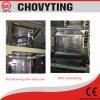 El plástico de polipropileno polietileno PE HDPE LDPE máquina de extrusión soplado de película