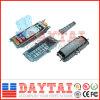 Los núcleos de tipo horizontal 6~144 empalme de fibra óptica de cierre (DT-FOSC-H8001 el empalme cierre)
