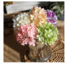 Fiore artificiale fatto di seta per la decorazione domestica ed il regalo promozionale