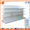 Prateleira de loja tomada o partido dobro personalizada Manufactured do supermercado (Zhs491)