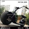 Da bateria barata do Li-íon de China pneu gordo fora do trotinette elétrico de pé de 2 rodas da estrada, motocicleta elétrica para a venda