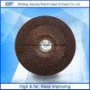 MPaの証明書が付いている180mmの高品質の粉砕車輪