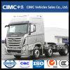 De hete Auto's van de Vrachtwagens van de Tractor van Hyundai van de Verkoop 6X4 Goedkope Slepende