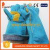 2017 Ddsafety коровы Split кожаные перчатки сварщика защитные перчатки